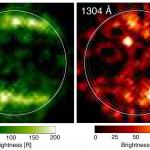 El Hubble encuentra la primera evidencia de vapor de agua en Ganímedes, la luna de Júpiter